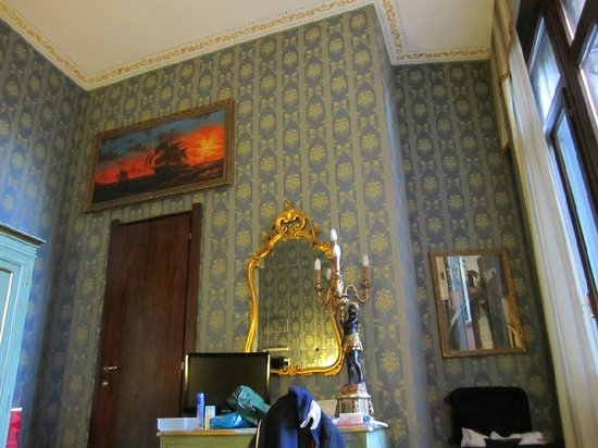 Hotel Noemi: camera