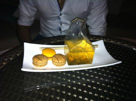 La Baie Lounge : Top class presentation