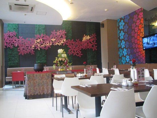 favehotel Wahid Hasyim: Restaurant