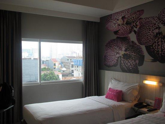 favehotel Wahid Hasyim: Room