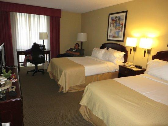Holiday Inn San Francisco Fishermans Wharf: Room was big and spacious