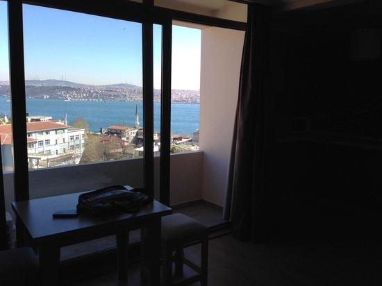 Cihangir Ceylan Suite : Room
