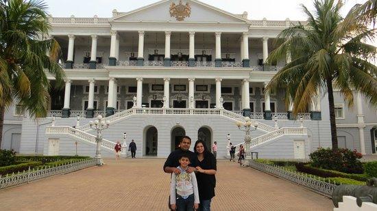 Taj Falaknuma Palace - Picture of Taj Falaknuma Palace, Hyderabad ...