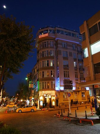 Adamar Hotel: Вид на отель