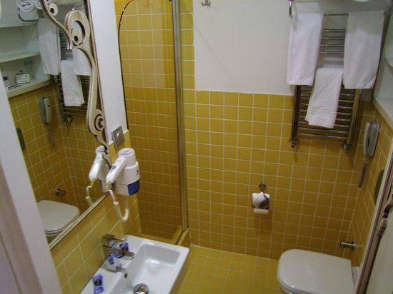 Adamar Hotel : Ванная комната