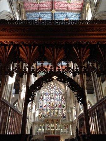 Holy Trinity Church: beautiful history