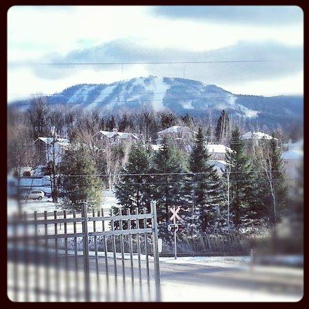 Bromont Ski Area : .