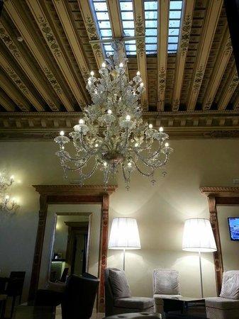 Arcadia Boutique Hotel : Breakfast room