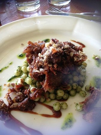 Fillaudeau's: Crispy shredded Cherry Valley confit duck in hoi sin sauce