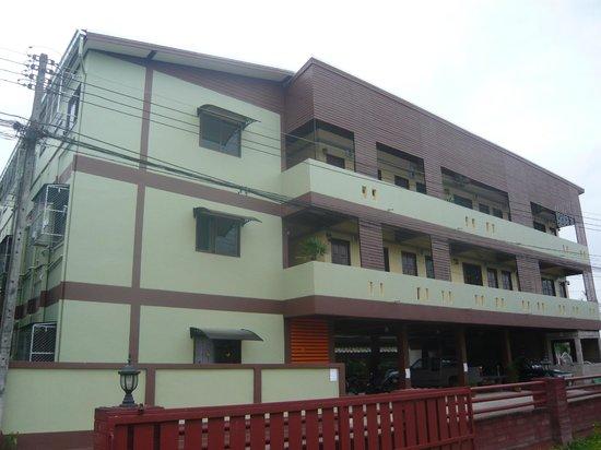 Jansupar Court: Hotel