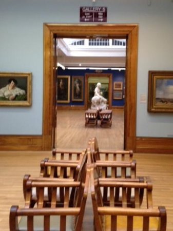 ‪Ferens Art Gallery‬