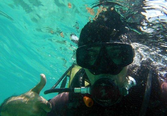Unique Scuba Dive Compass