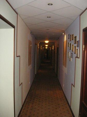 Art-hotel Trezzini : 2 этаж