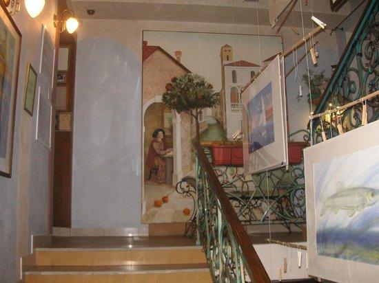 Art-hotel Trezzini: 2 этаж