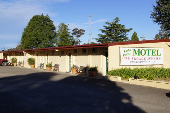 Echo Point Discovery Motel : Echo point
