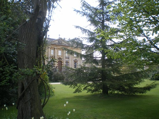 Frampton Court : Front of house