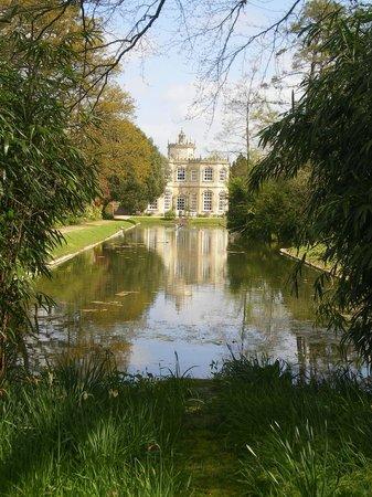 Frampton Court: View to the Orangery