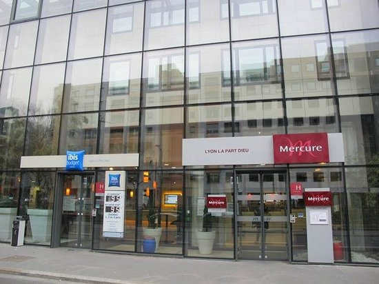 Accor Hotels Lyon Centre