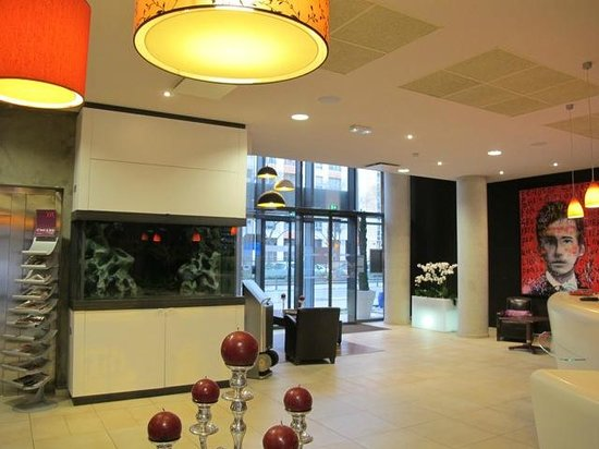 Accor Hotel Lyon Part Dieu