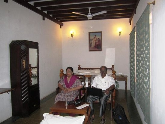 FabHotel Esparan Heritage : Room 1