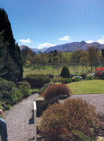Highfield Hotel: The view from the Highfield