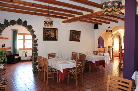 Llar La Morena: restaurante
