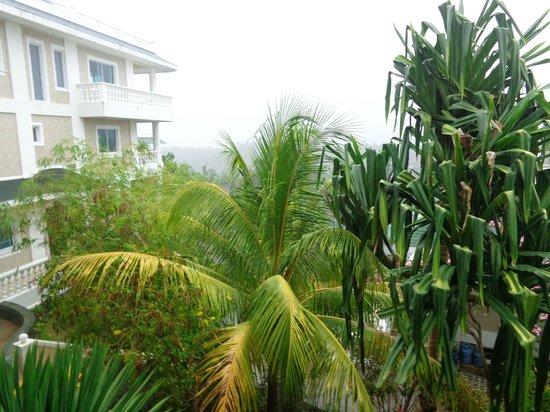 Lingganay Boracay Hotel Resort : вид