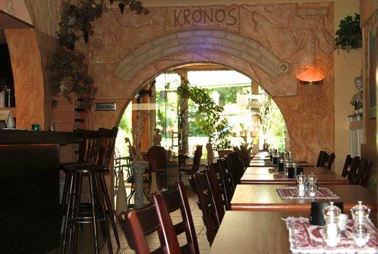 Taverna Kronos: Eingangsbereich