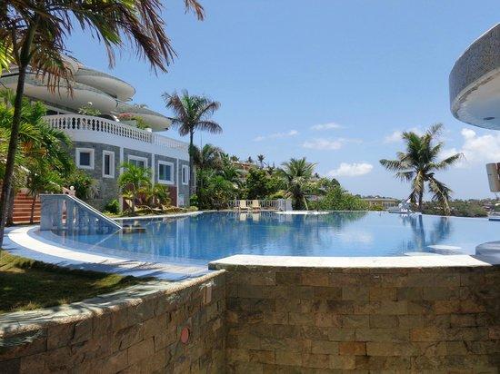 Lingganay Boracay Hotel Resort : бассейн