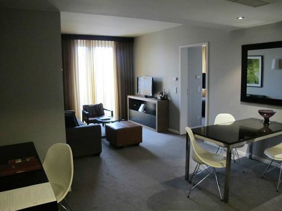 Adina Apartment Hotel Berlin Hauptbahnhof: 1-bedroom apartment