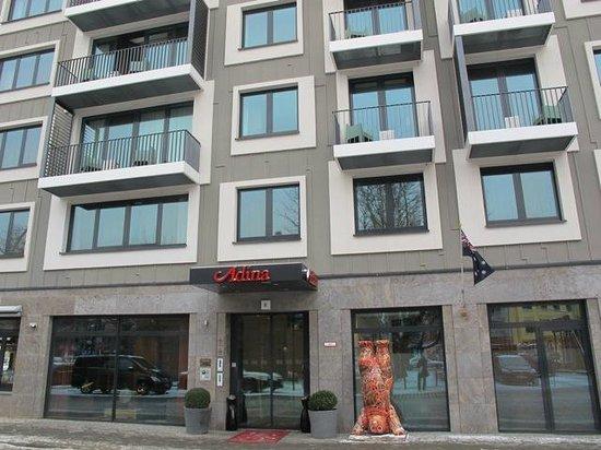 Adina Apartment Hotel Berlin Mitte : Exterior