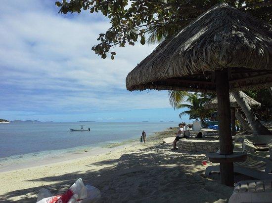 Treasure Island Resort: beach