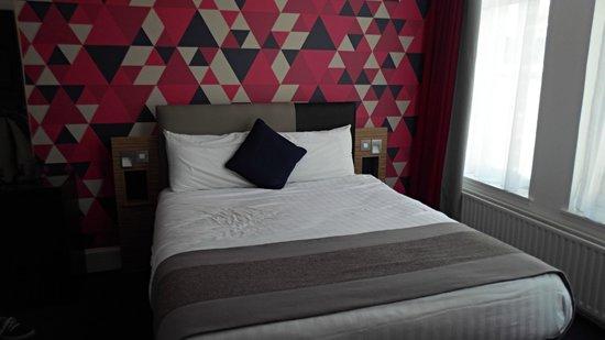 Cityroomz Edinburgh : Lovely room