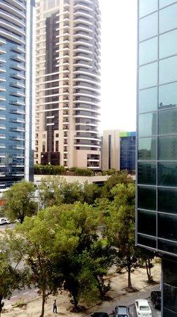 فندق بانوراما بور دبي: Вид из номера