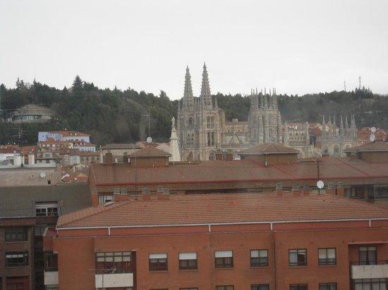Hotel Rice Bulevar : Vista de la catedral