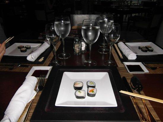 Hotel Meliá Marina Varadero: Restaurant Oriental