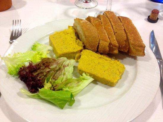Restaurant Vall-Llobrega: Pastis de Peix