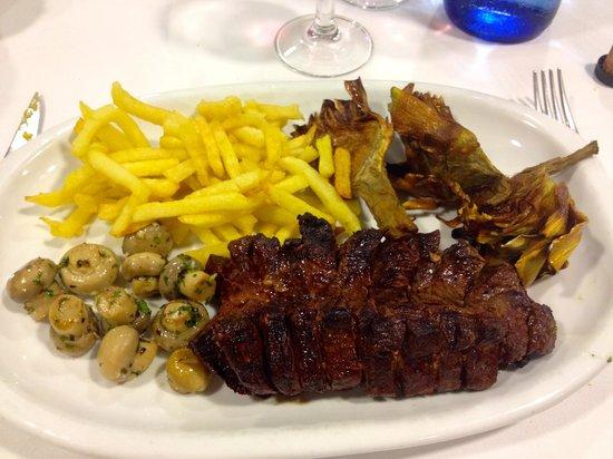 Restaurant Vall-Llobrega: Magret d'anec