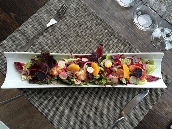 17 Côté Lac : Sexy Salad....printemps 2014