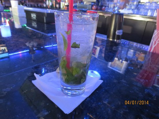Florida Cafe Cuban Restaurant: mojito