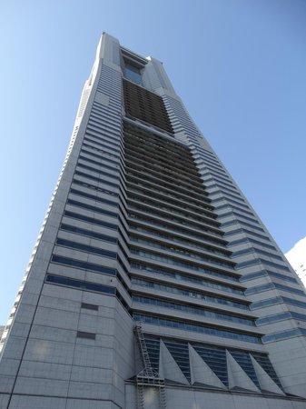 Yokohama Royal Park Hotel: Exterior