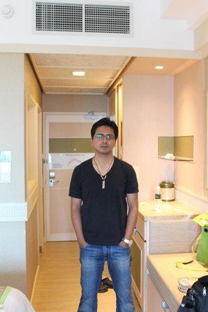 Shangri-La's Rasa Sentosa Resort & Spa : Deluxe Room