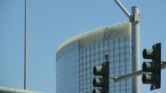 aria resort and casino parking