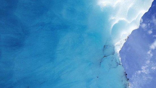 Fox Glacier Guiding: Ice caves