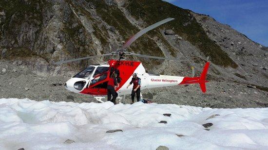 Fox Glacier Guiding: Helihike
