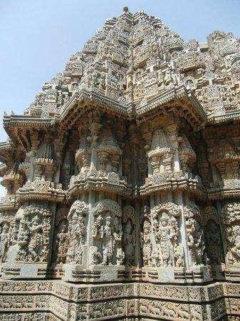 Somnathpur Temple: kesava temple