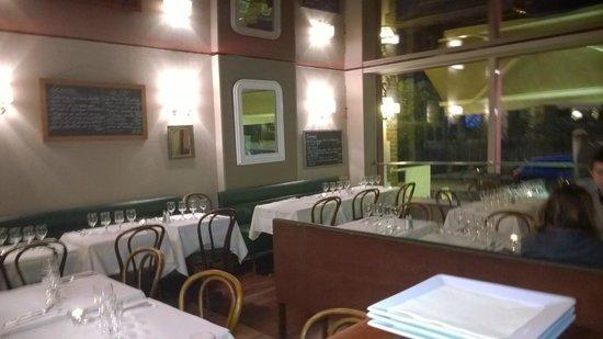 Le Marigot : Salle à manger