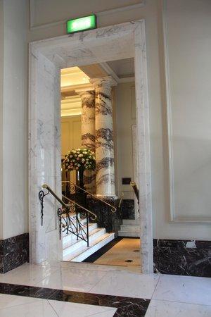 The Langham, London : Foyer