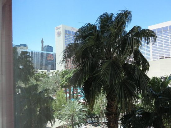 Hilton Grand Vacations at the Flamingo : View from our room