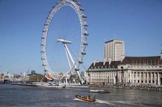 The Langham, London : Signature London Eye
